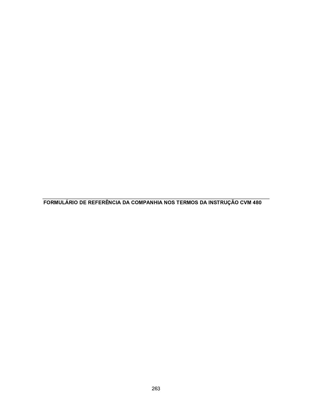 FORMULÁRIO DE REFERÊNCIA DA COMPANHIA NOS TERMO...