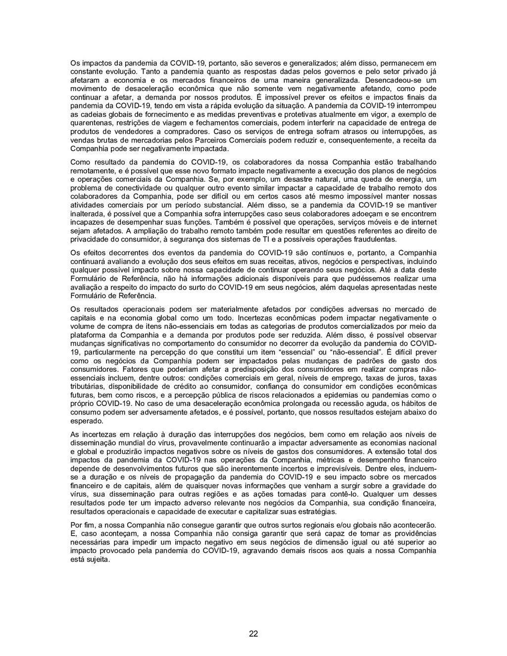 22 Os impactos da pandemia da COVID-19, portant...