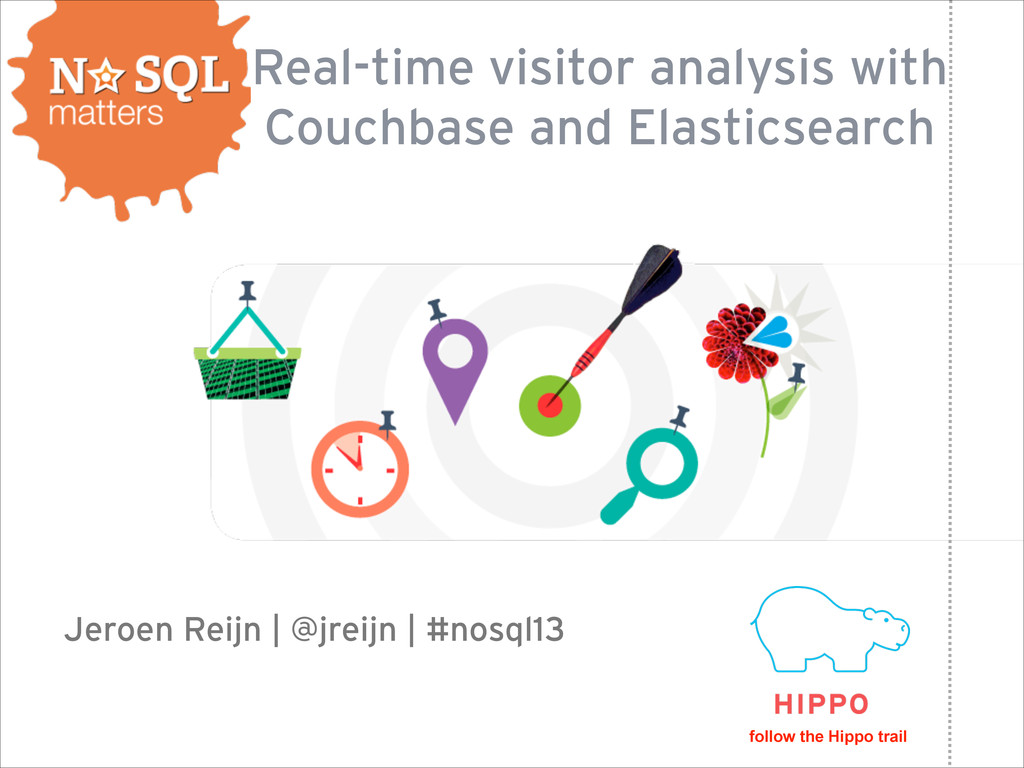 Real-time visitor analysis with Couchbase and E...