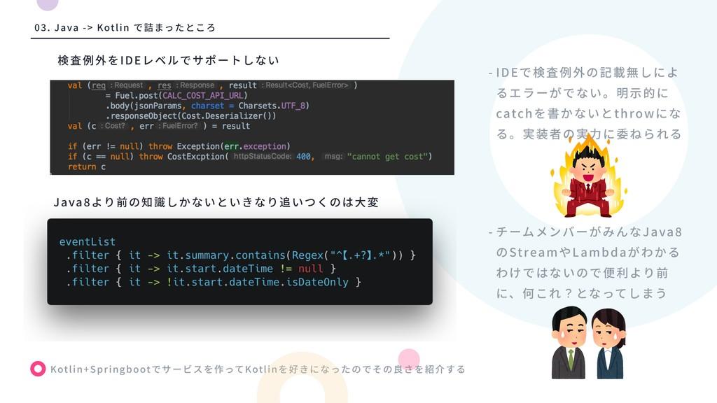 Kotlin+Springboot Kotlin IDE . Java -> Kotlin J...
