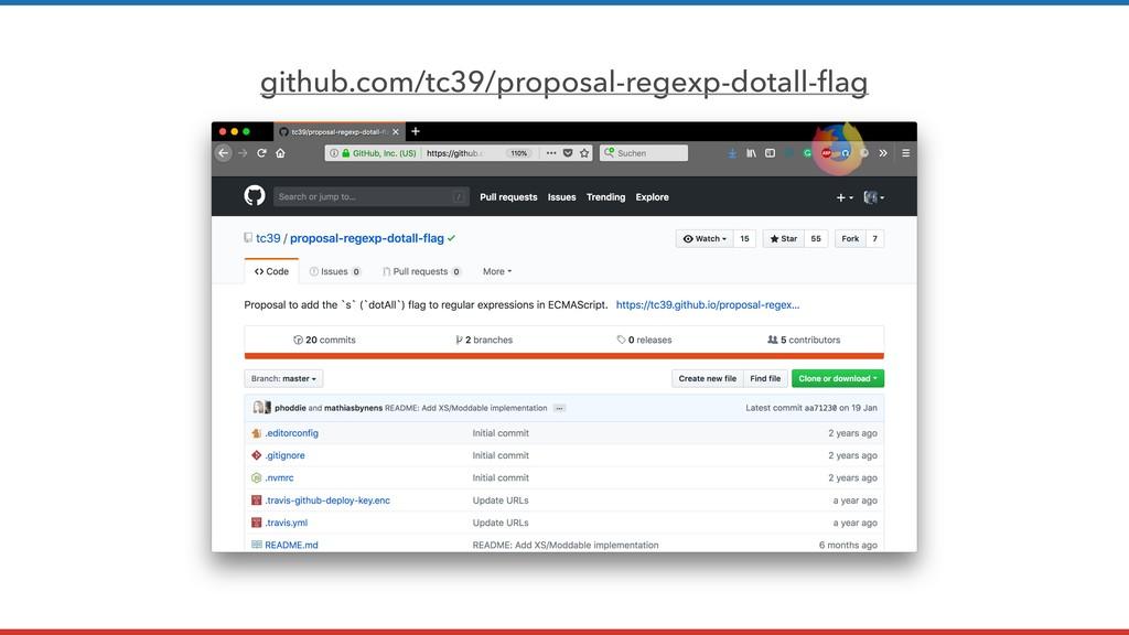 github.com/tc39/proposal-regexp-dotall-flag