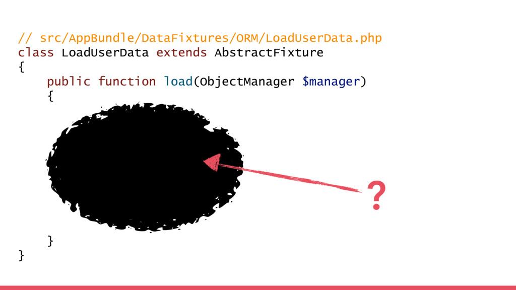 // src/AppBundle/DataFixtures/ORM/LoadUserData....