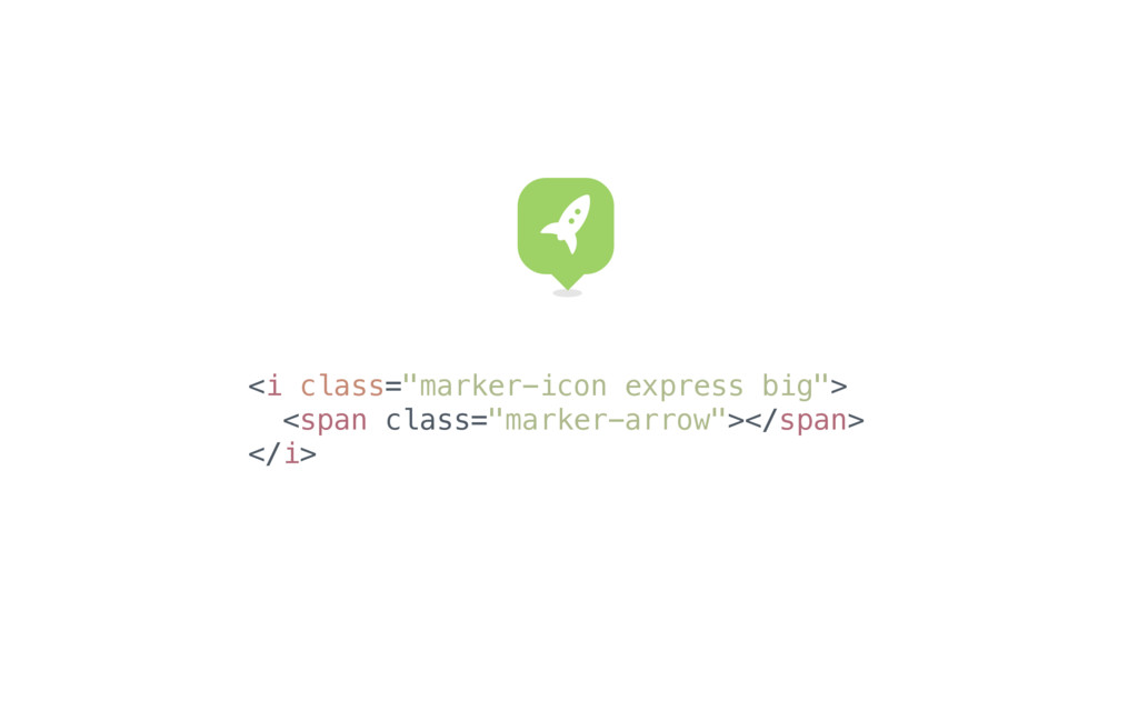 """<i class=""""marker-icon express big""""> <span class..."""