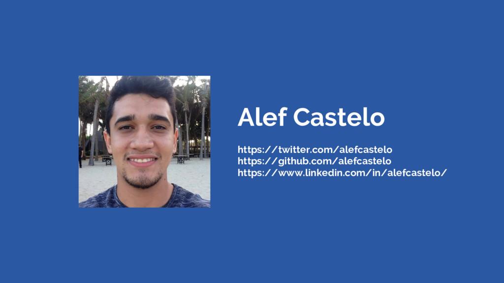 Alef Castelo https://twitter.com/alefcastelo ht...