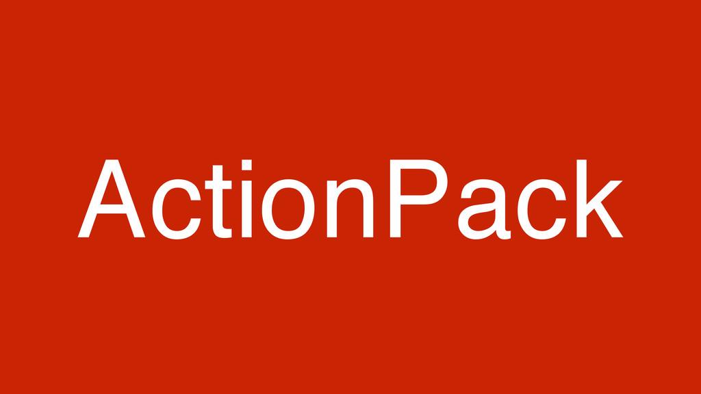 ActionPack