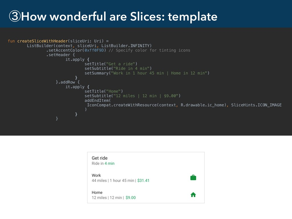 ᶅHow wonderful are Slices: template • fun creat...