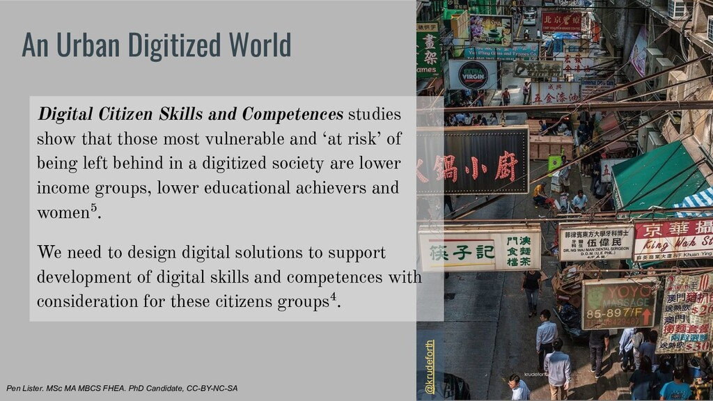 Digital Citizen Skills and Competences studies ...