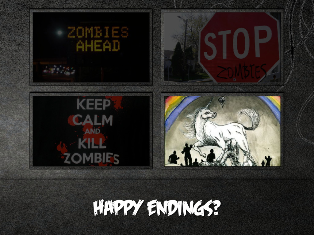 Basically Happy Endings?