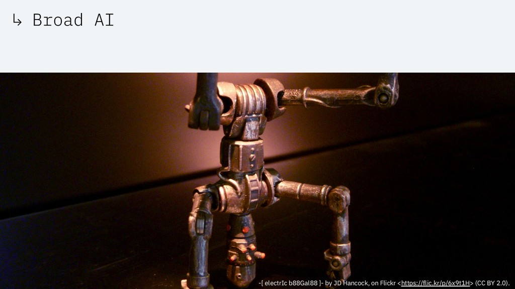 ↳ Broad AI -[ electrIc b88Gal88 ]- by JD Hancoc...