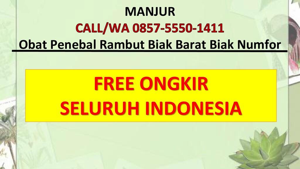 FREE ONGKIR SELURUH INDONESIA MANJUR Obat Peneb...