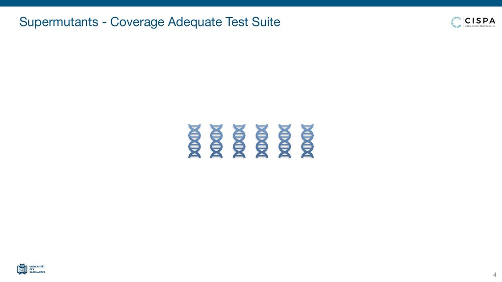 Supermutants - Coverage Adequate Test Suite 4