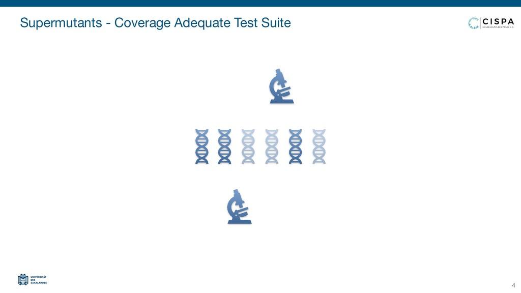 Supermutants - Coverage Adequate Test Suite 4