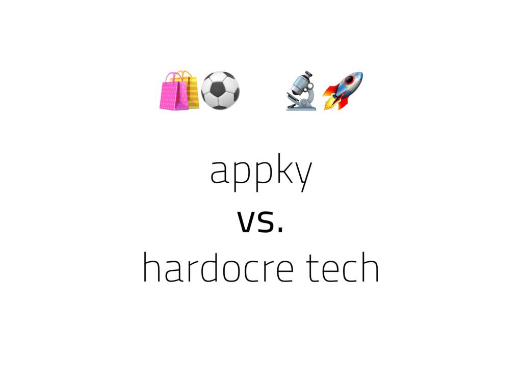 appky vs. hardocre tech ⚽