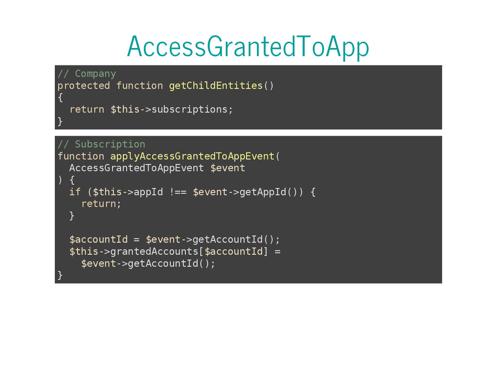 AccessGrantedToApp / / C o m p a n y p r o t e ...