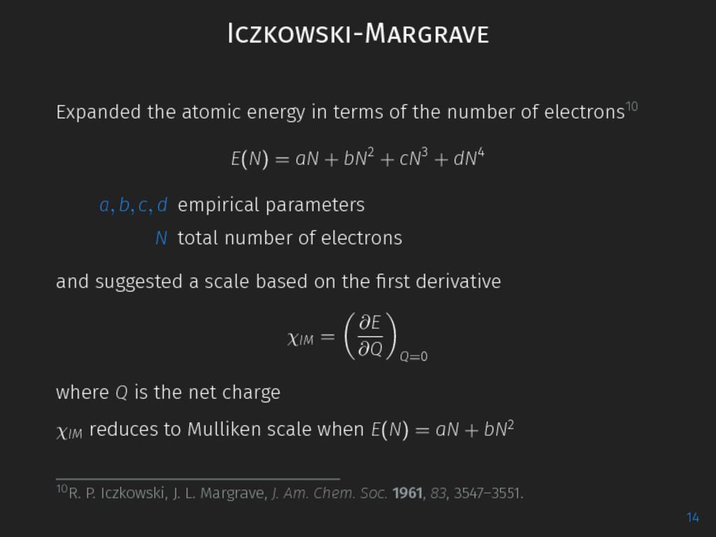 Iczkowski-Margrave Expanded the atomic energy i...