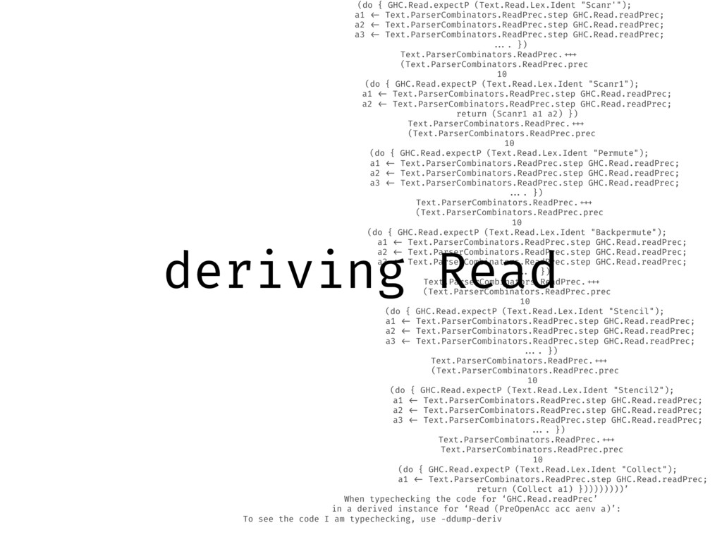 """(do { GHC.Read.expectP (Text.Read.Lex.Ident """"Sc..."""