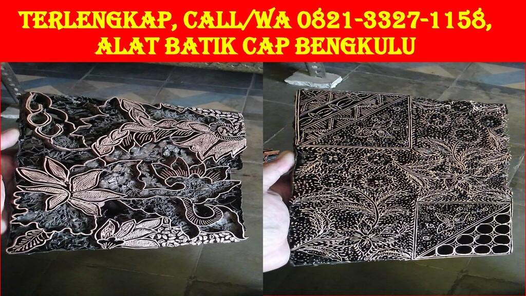 TERLENGKAP, Call/WA 0821-3327-1158, Alat Batik ...