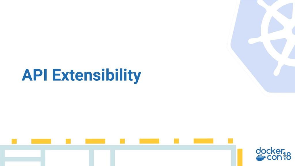 API Extensibility