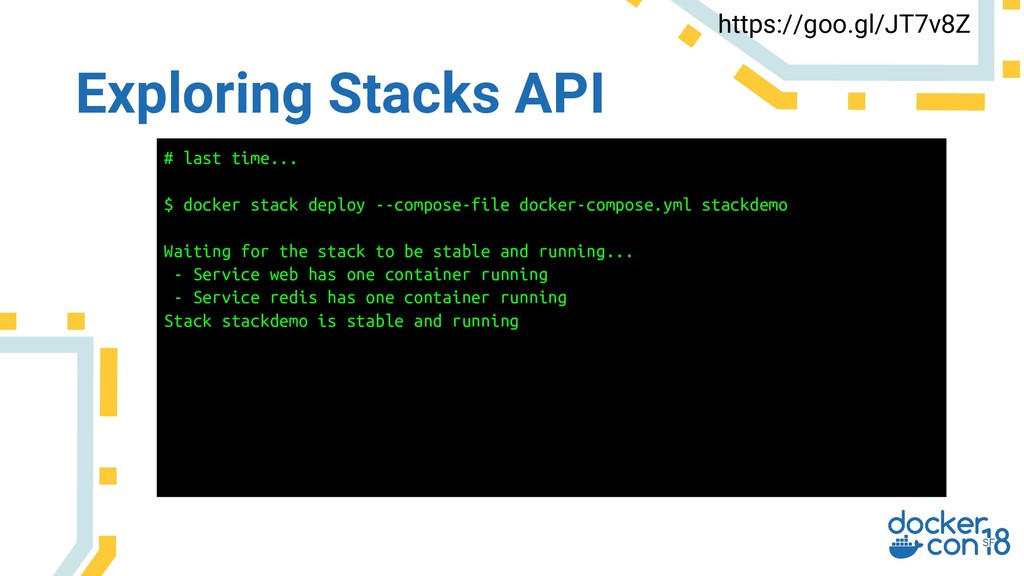 Exploring Stacks API https://goo.gl/JT7v8Z # la...