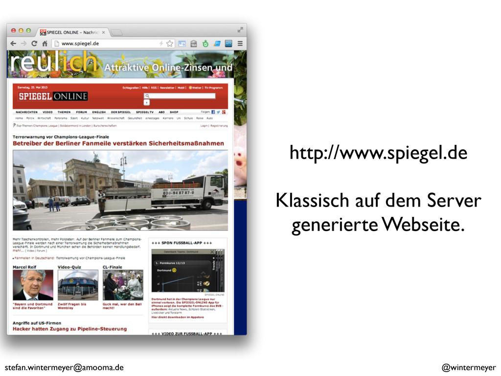 stefan.wintermeyer@amooma.de @wintermeyer http:...