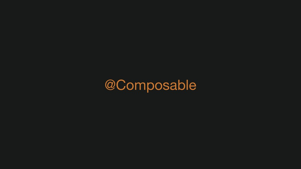 @Composable