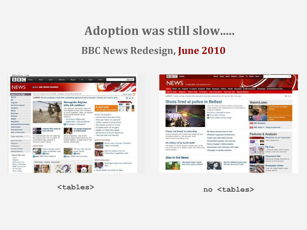 BBC News Redesign, June 2010 <tables> no <table...