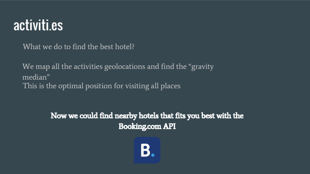 activiti.es What we do to find the best hotel? ...