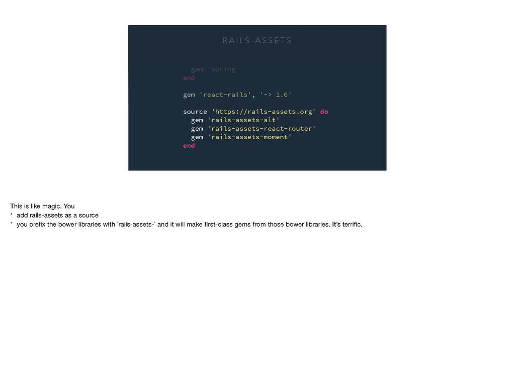 gem 'sdoc', '~> 0.4.0', group: :doc group :deve...