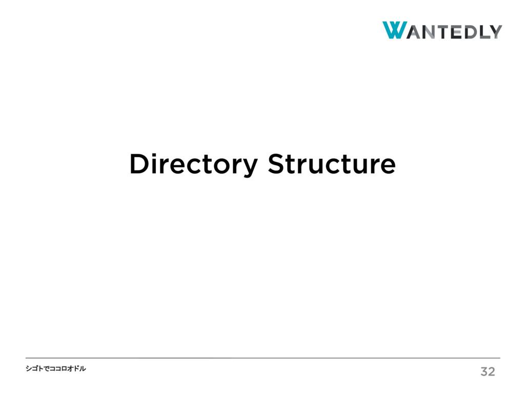 シゴトでココロオドル Directory Structure 32