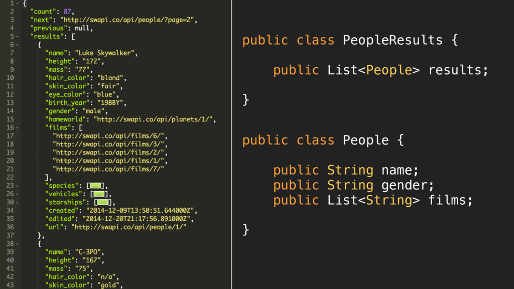 public class People {