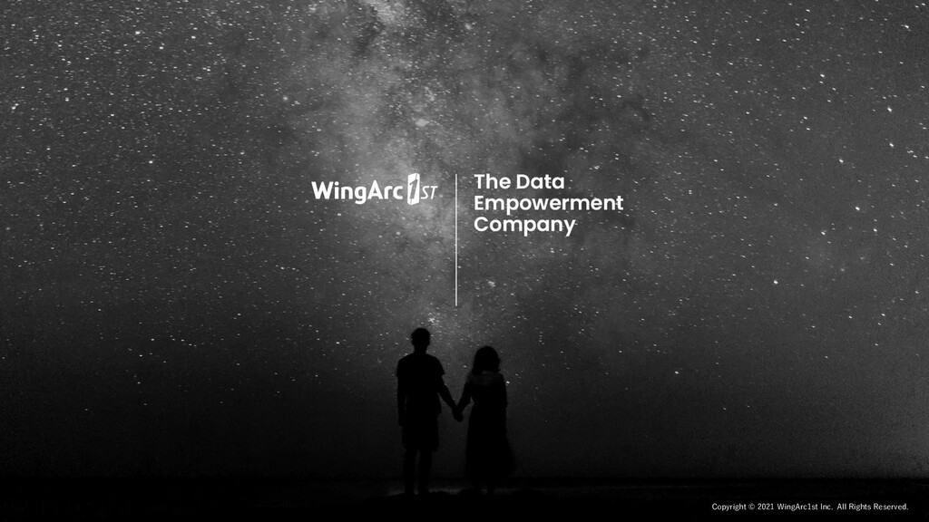 Copyright © 2021 WingArc1st Inc. All Rights Res...