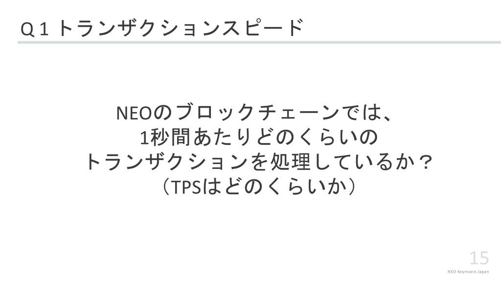 NEO Keymaers Japan 15 Q 1   NEO...