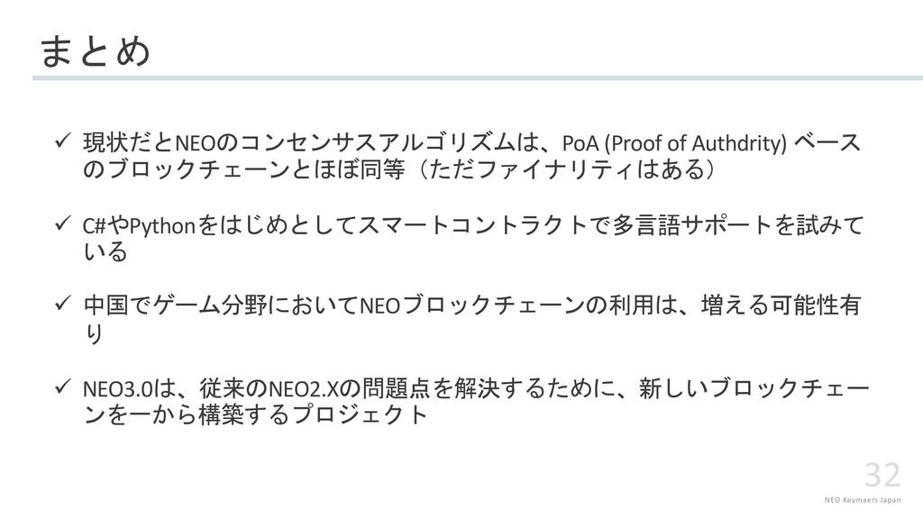 NEO Keymaers Japan 32  ü ONNEO#:):%'8$7(...