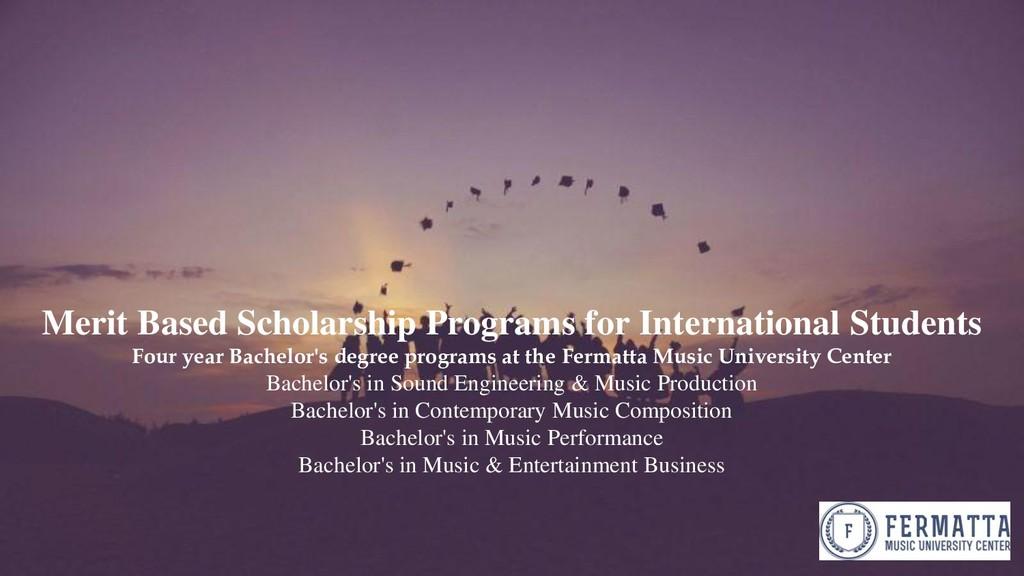 6 Merit Based Scholarship Programs for Internat...