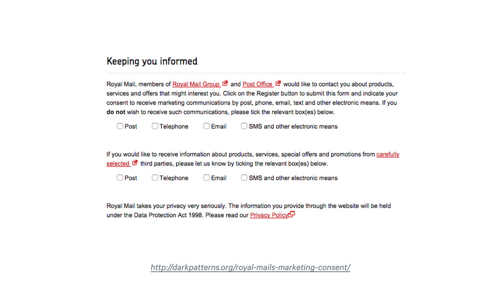 http://darkpatterns.org/royal-mails-marketing-c...