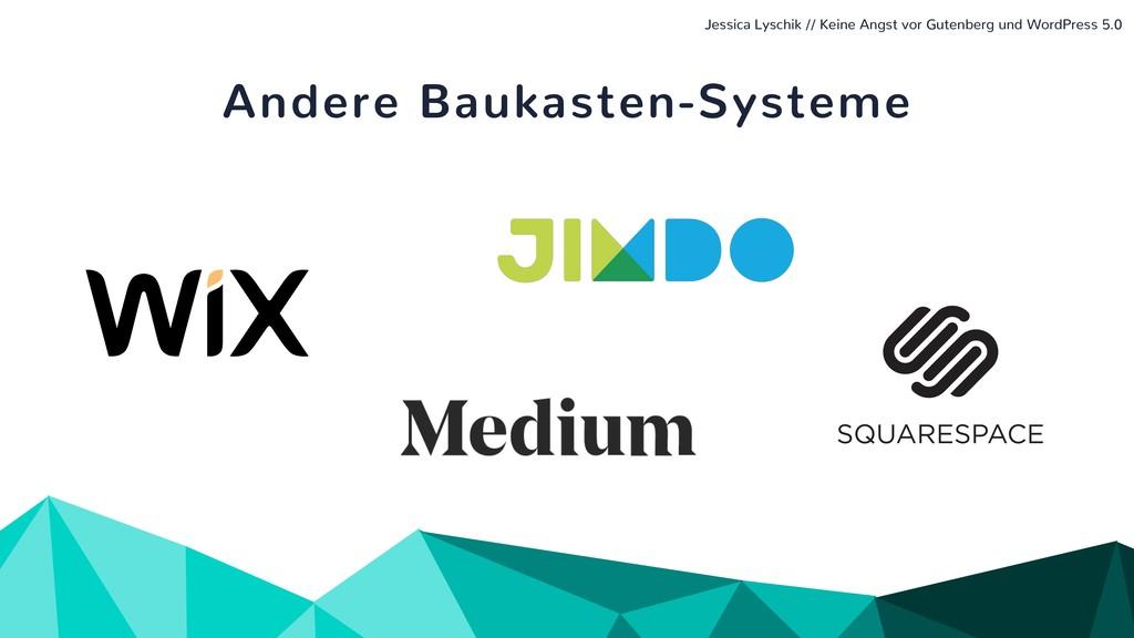 Andere Baukasten-Systeme Jessica Lyschik // Kei...