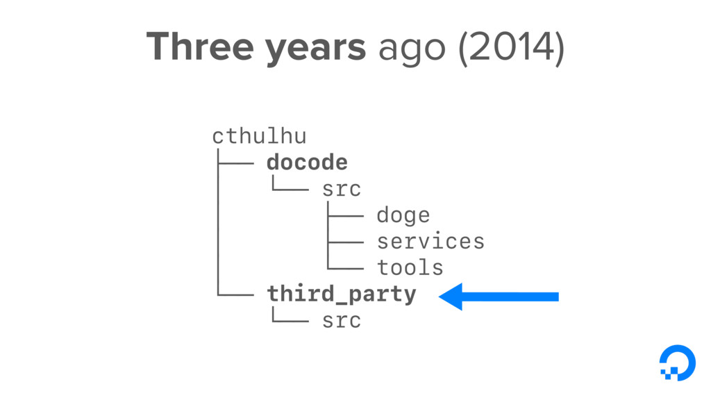 Three years ago (2014) cthulhu ├── docode │ └──...