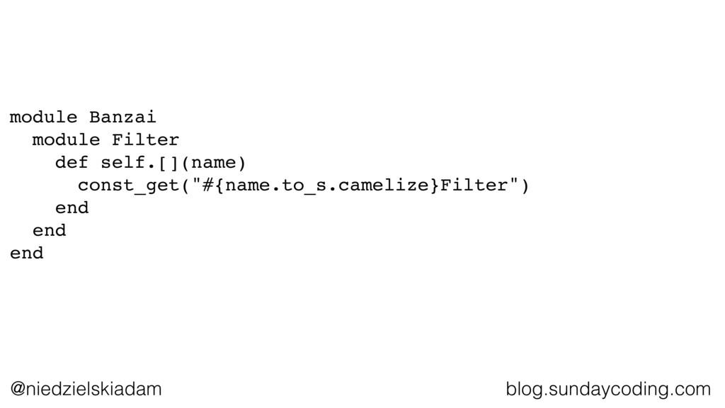 @niedzielskiadam blog.sundaycoding.com module B...