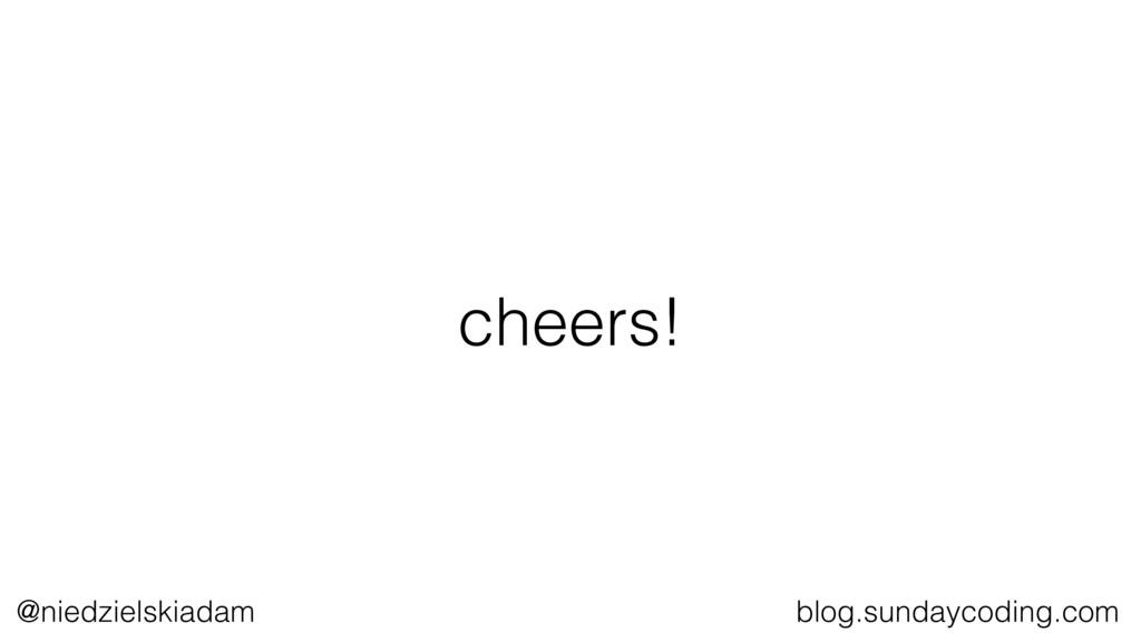 @niedzielskiadam blog.sundaycoding.com cheers!