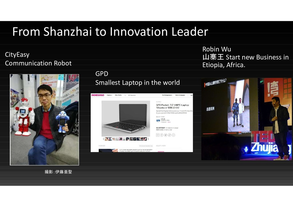 From Shanzhai to Innovation Leader CityEasy Com...