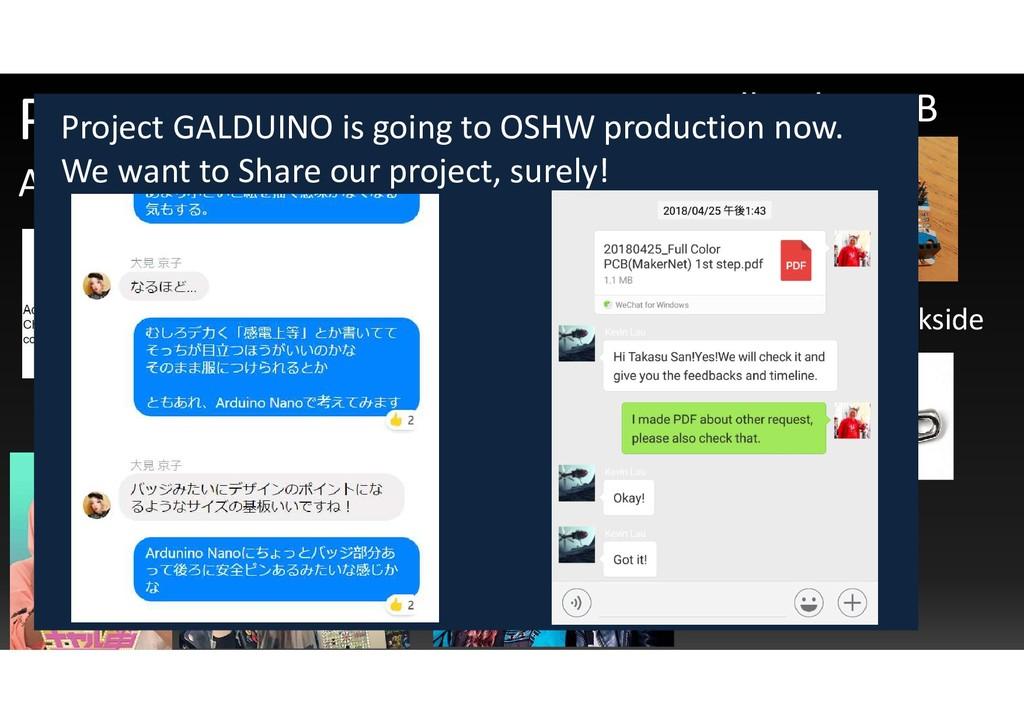 Project GALDUINO Arduino nano for Cosplayer Ful...