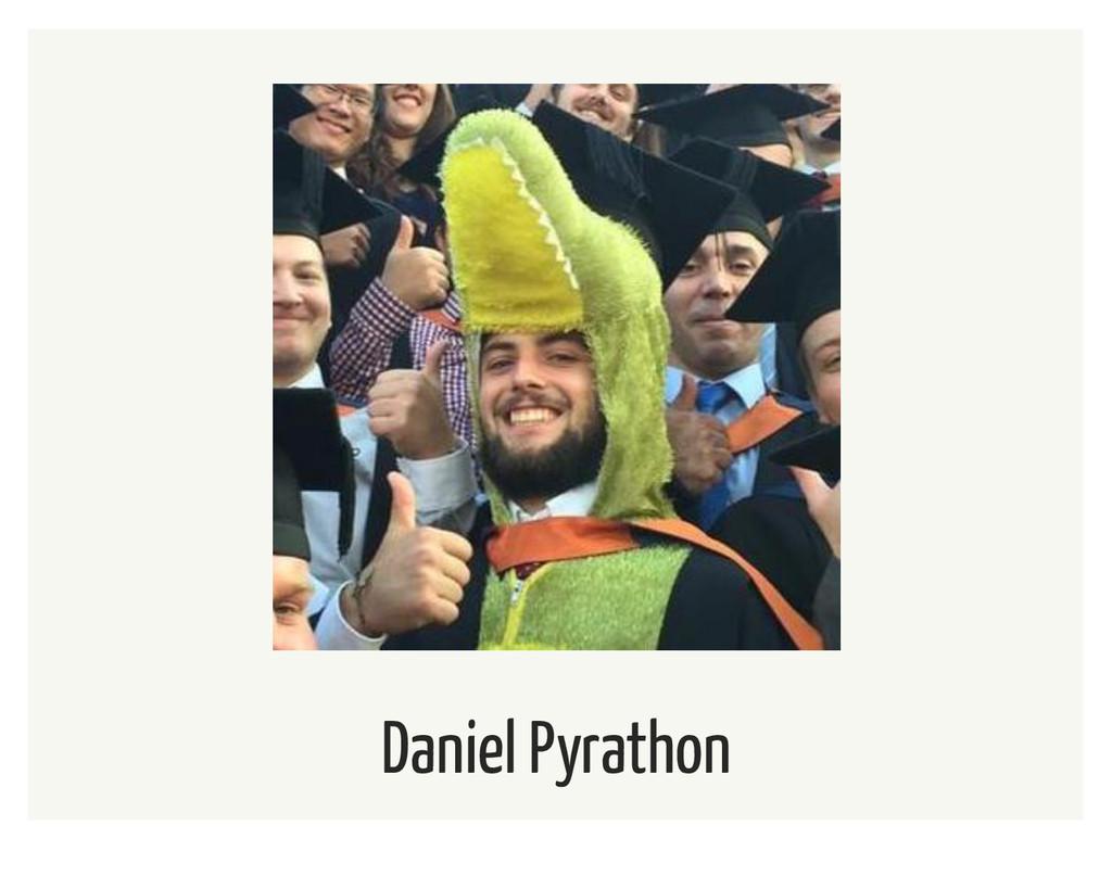 Daniel Pyrathon