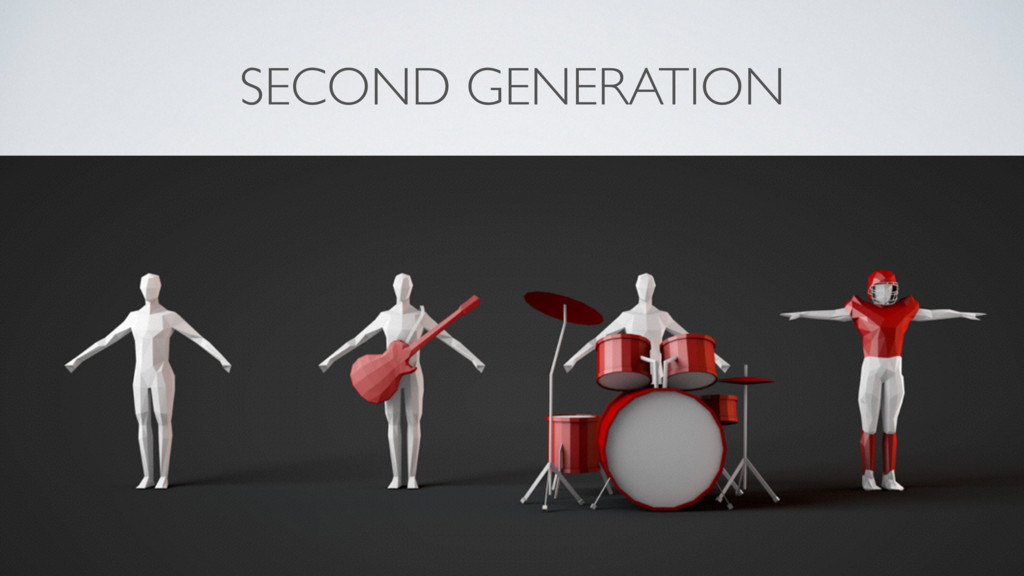 @ArgesRic SECOND GENERATION • Six passer-bys pe...