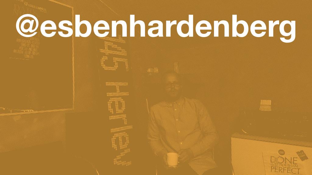 @esbenhardenberg