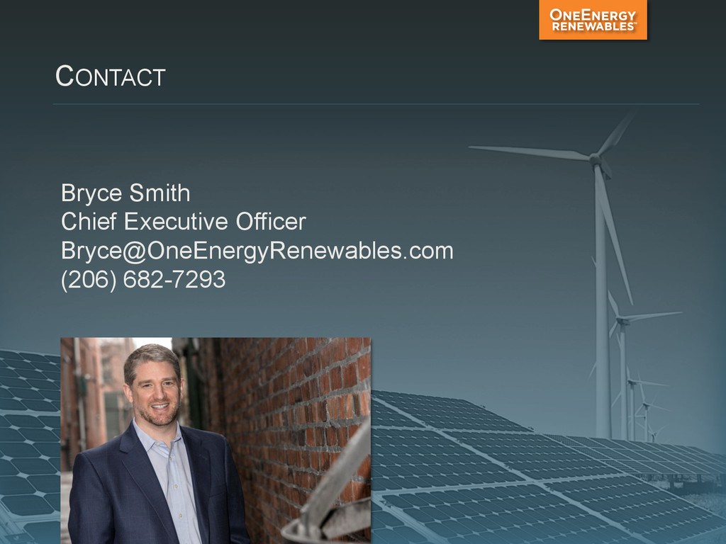 CONTACT Bryce Smith Chief Executive Officer Bry...