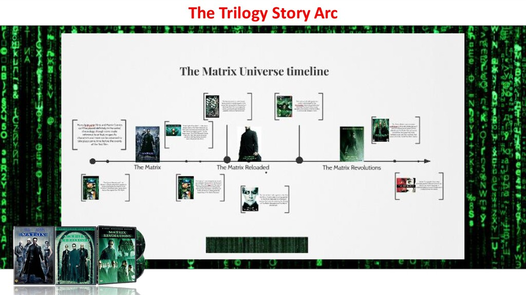 The Trilogy Story Arc