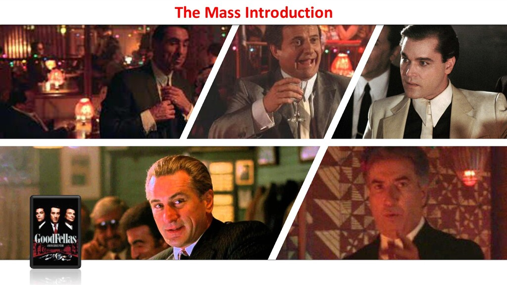 The Mass Introduction