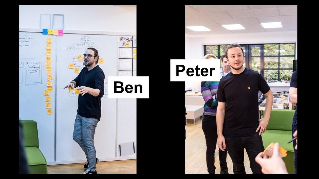 Ben Peter