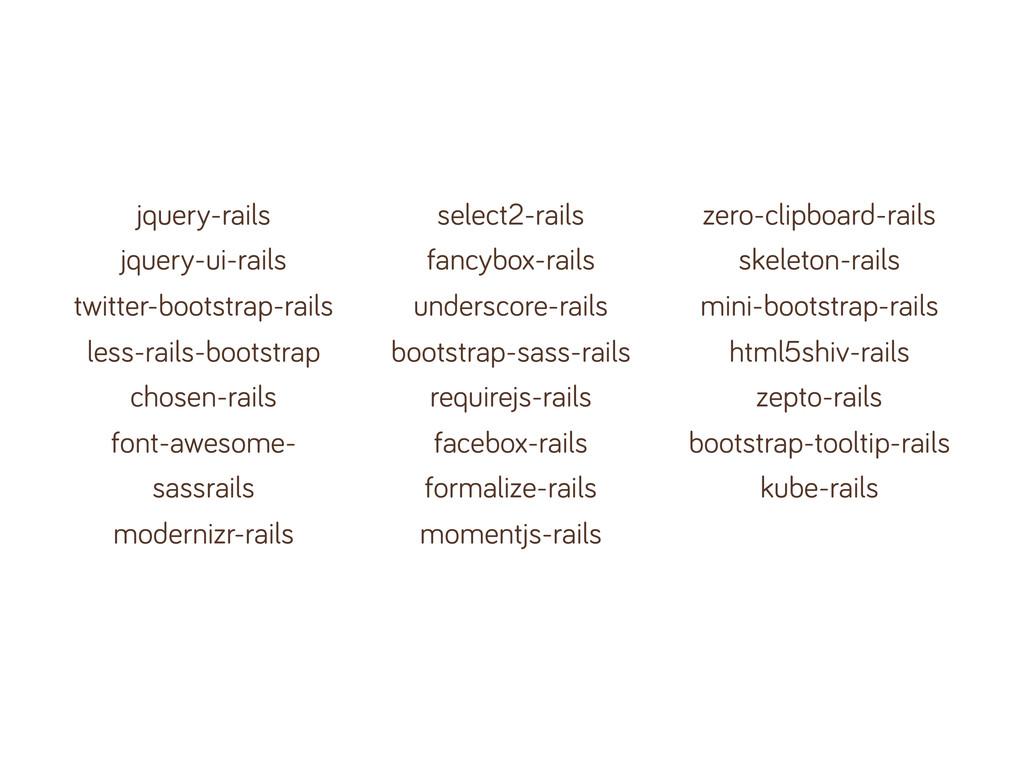 jquery-rails jquery-ui-rails twitter-bootstrap-...