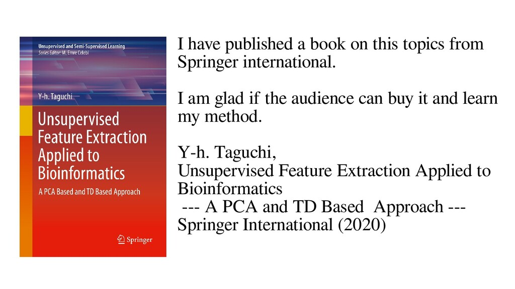 I have published a book on this topics from Spr...